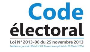 Le code électoral permet à tout citoyen de saisir le procureur en cas de sa violation