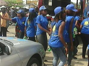 Caravane pour Talon Cotonou