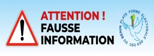 Fausse Info